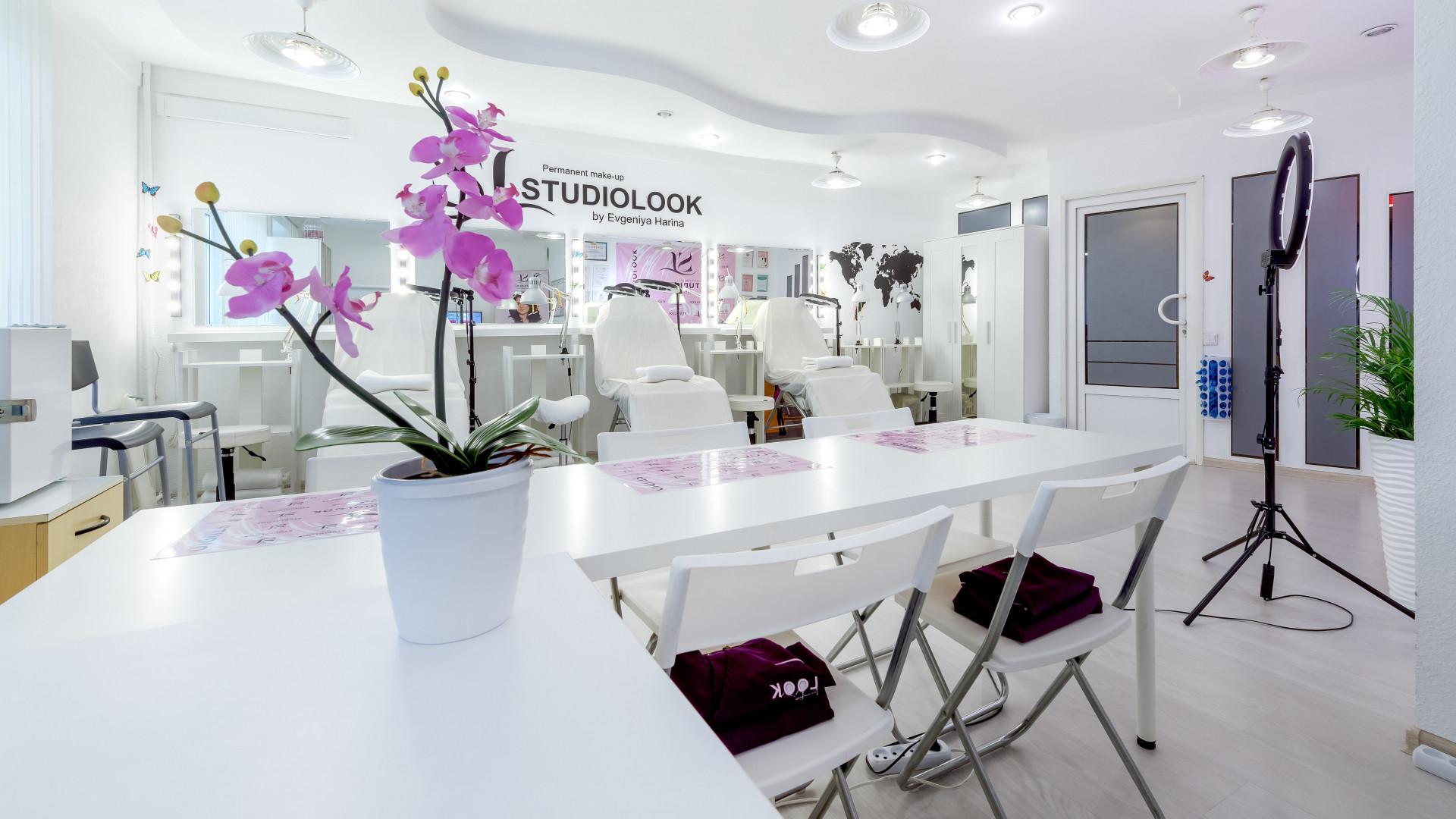 """Курсы перманентного макияжа """"Studio Look school"""" в Спб"""